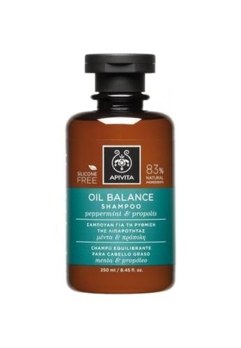 APIVITA Apivita Oil Balance Shampoo 250ml A7156BEB5C616AGS_1