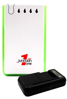 Junction 1 13000mAh Powerbank With FREE MSM.HK Super USB Universal Charger