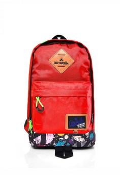 Jungle Waterproof Backpack for Ipad