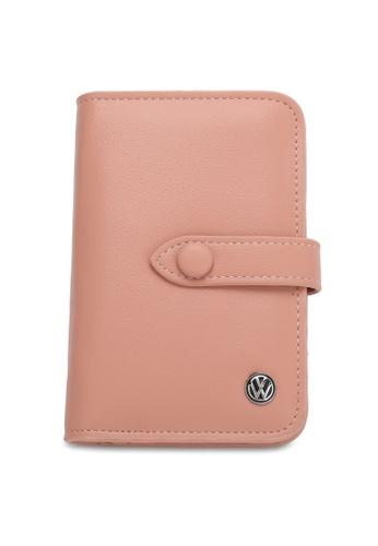 Volkswagen pink Casual Short Purse CF5CAACBF197F2GS_1