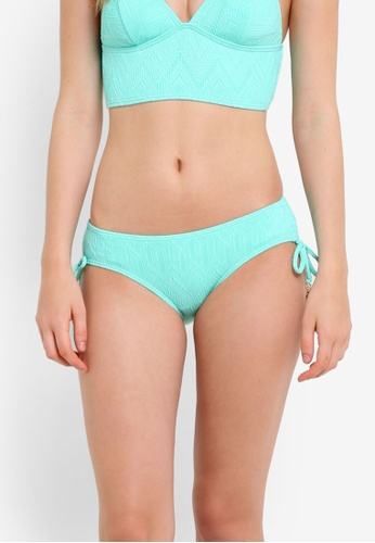 Piha green Gelato Adjustable Side Bikini Bottom PI734US0RCT1MY_1