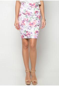 Trisha Pencil Skirt