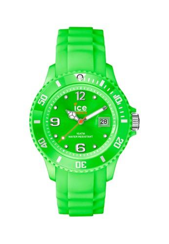 Ice Forever 永恆矽膠中zalora時尚購物網評價性圓錶, 錶類, 飾品配件