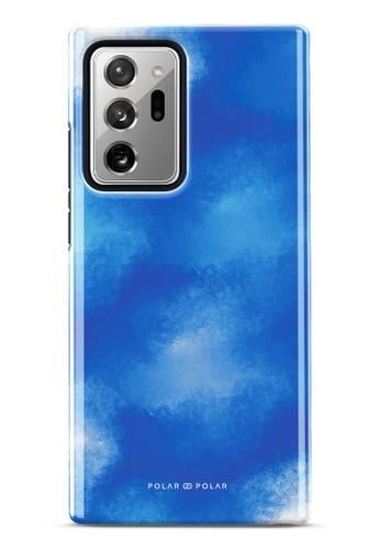 Polar Polar blue Clouds in Summer Dual-Layer Tough Case Glossy For Samsung Galaxy Note20 Ultra 5G ED5C0ACEA702F7GS_1