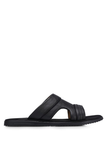Call It Spring black Afran Sandals CA512SH0RLDHMY_1