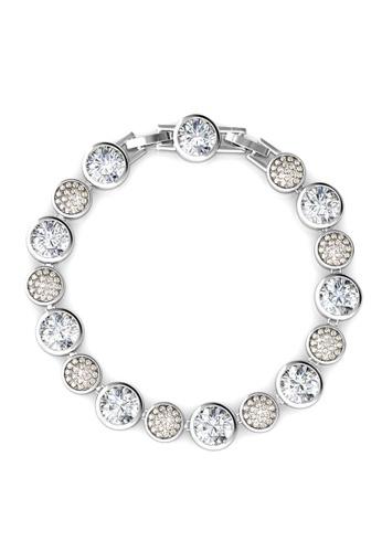Her Jewellery silver Her Jewellery Missy Bracelet (White Gold) 078B9ACC664A36GS_1