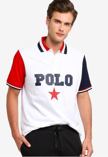 fbac7440 Buy Polo Ralph Lauren Short Sleeve Knit Custom Fit Polo Shirt Online on  ZALORA Singapore
