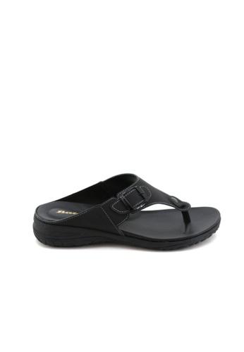 Bata Bata Women Black Sandals - 5616667 F52A9SH595D15FGS_1