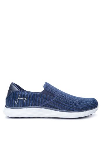 Jump navy Hudson Sneakers JU701SH01VNUPH_1