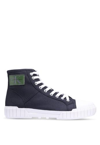 Calvin Klein navy Binx Sneakers C415CSH75DD7F8GS_1