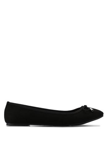 Dorothy Perkins black Black Pandora Flats 86748SH5CE46FEGS_1