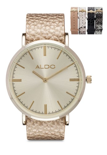 Luskin 皮革圓錶, 錶類, 女esprit招聘裝手錶