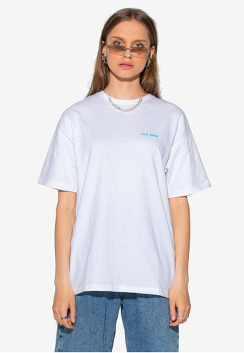 Local Heroes white LH Breaking Rules White Tee D65DDAAC119276GS_1