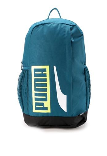 Puma blue Plus Backpack II 7B948AC8F992E5GS_1