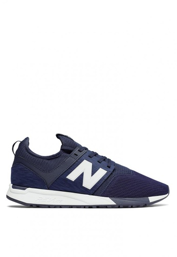 New Balance blue New Balance Men's 247 6BC04SHA398E85GS_1