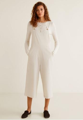 f1c5f9459b1d Cotton Long Jumpsuit