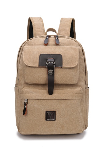 DUSTY beige At-Backpack 52887AC2E5BD75GS_1