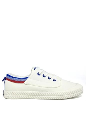 Twenty Eight Shoes white Canvas sneakers 16131 TW446SH78ZQVHK_1