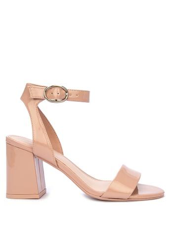 ALDO pink Kederini Heels 8851DSH0A7CD26GS_1