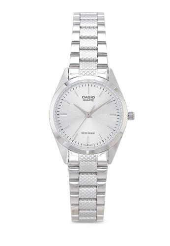 Casio silver Casio LTP-1274D-7ADF Watch 83D57AC4847C1EGS_1