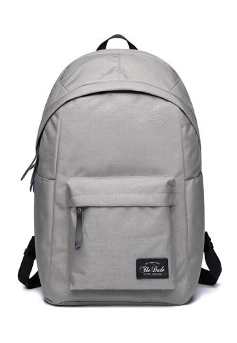 The Dude grey Eagle Backpack TH373AC75EOMHK_1
