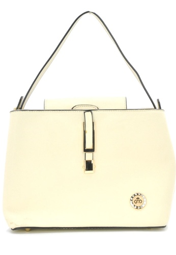 Dooka n/a Synthetic Leather Bag Sling Top Handle DO079AC02KRDPH_1