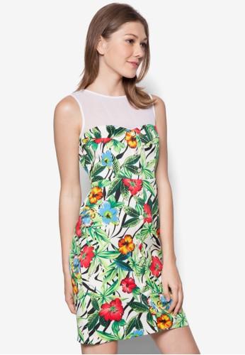 Shasa 夏日風洋裝, 服飾,esprit門市地址 服飾