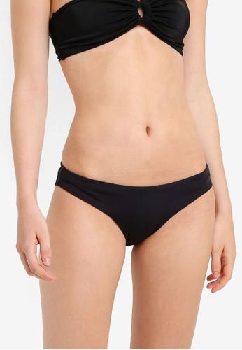 Cotton On Body black Seamless Full Bikini Bottom CO561US90JRLMY_1