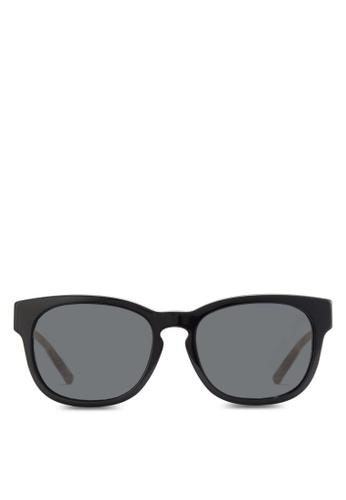 Burberry black BE4226F Sunglasses BU958GL37PICMY_1