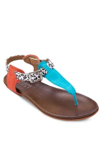 墨西哥T字帶涼鞋, 女鞋,esprit香港分店 鞋