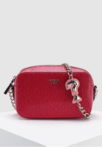Buy Guess Tabbi Mini Crossbody Camera Bag Online on ZALORA Singapore 91c2837f3f425