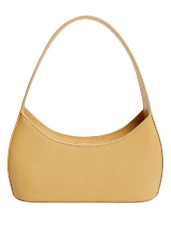 Violeta by MANGO yellow Rigid Baguette Bag 3EF16ACA0A7CE8GS_1