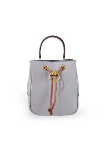 Esfolar grey Esfolar Bucket Bag (EA190022) 43E07AC127655AGS_1