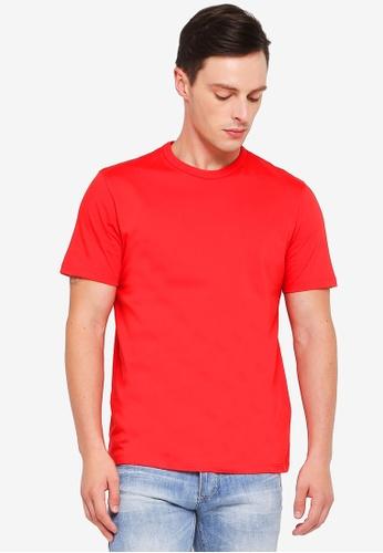 Topman 紅色 Classic Red T-Shirt 0C303AA0429231GS_1
