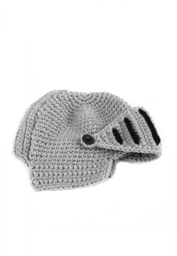 Shop Fashion by Latest Gadget Knitted Knight Hat Crochet Online on ZALORA  Philippines 9829aa47434