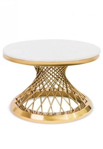 Choice Furniture gold Choice Furniture - Caroline Coffee Table F35ADHLEA82ECAGS_1