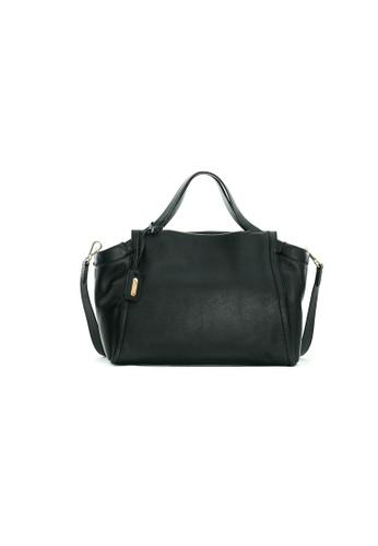 Pierre Cardin black Pierre Cardin Majori Top Handle Bag 43B13AC63033F6GS_1