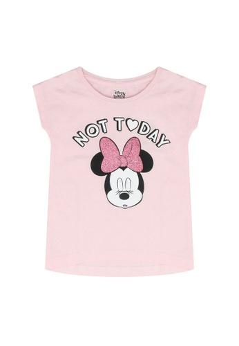 FOX Kids & Baby pink FOX NEWBORN & BABY Minnie Mouse Graphic Tee 362F3KA109ED0EGS_1