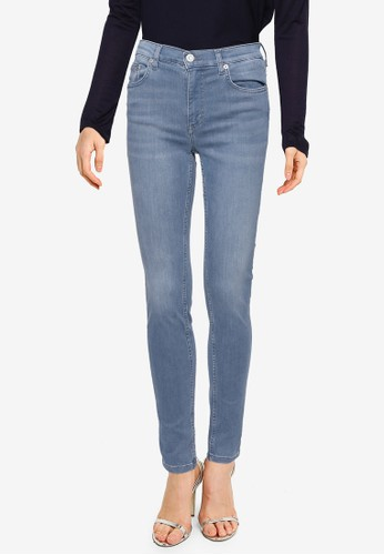 "French Connection blue R Rebound 30"" Skinny Jeans 63383AA7E9A506GS_1"