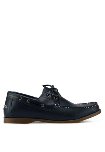 Weinbrenner blue Casual Boat Shoes 2C110SH0804D8CGS_1