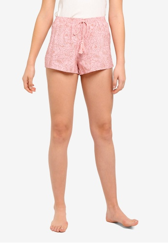 Cotton On Body pink Bedtime Fun Shortie B150FAAF4C8016GS_1