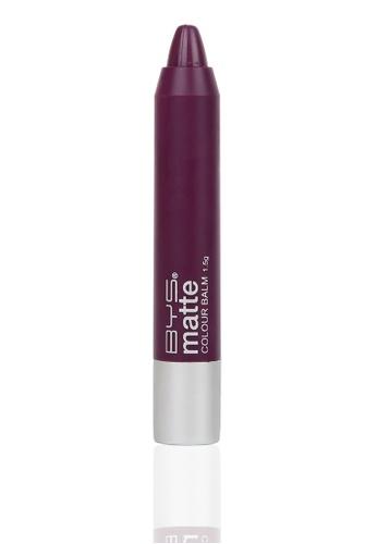 BYS n/a Matte Lip Colour Balm BY206BE93NNEPH_1