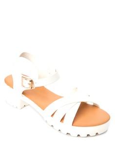 Aniel Heel Sandals