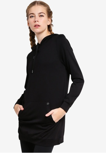 AVIVA black Performance Long Sleeve Top 19565AA2206FDEGS_1