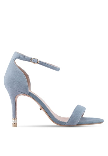 Dune London blue Pearl Heel Sandals 62982SHD20A143GS_1