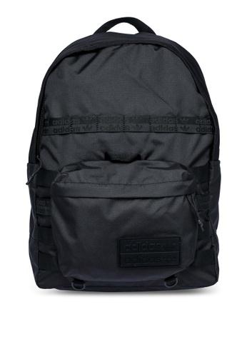 ADIDAS black r.y.v. backpack D85AEAC9E32034GS_1