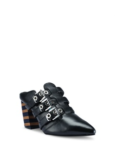 dd51fae66 20% OFF House of Avenues Groovy Blocks Mules S$ 159.00 NOW S$ 127.00 Sizes  34 35