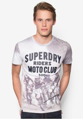 Moto X 騎士精緻TEE、 服飾、 服飾SuperdryMotoX騎士設計TEE最新折價