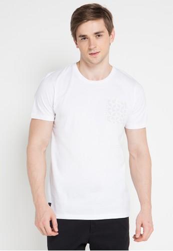 FAMO white Male Tshirt 0901 FA263AA0VURFID_1