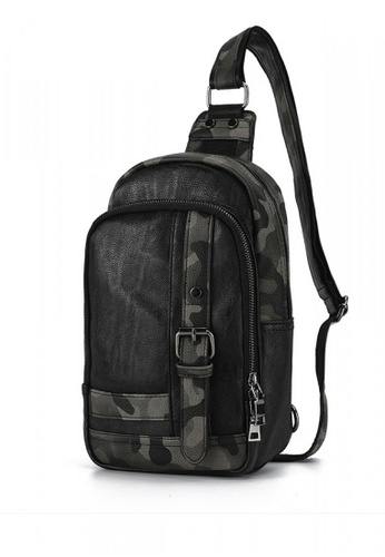 fc084c6b6a8 Buy Lara Men Chest pack Crossbody bag Online on ZALORA Singapore